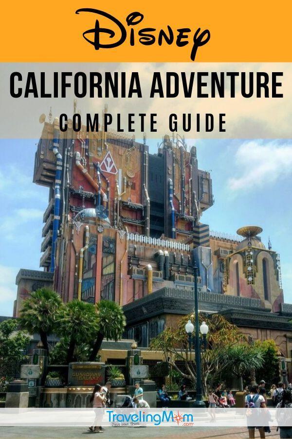 Photo of Alles, was Sie über California Adventure in Disneyland wissen müssen Reisende Mutter