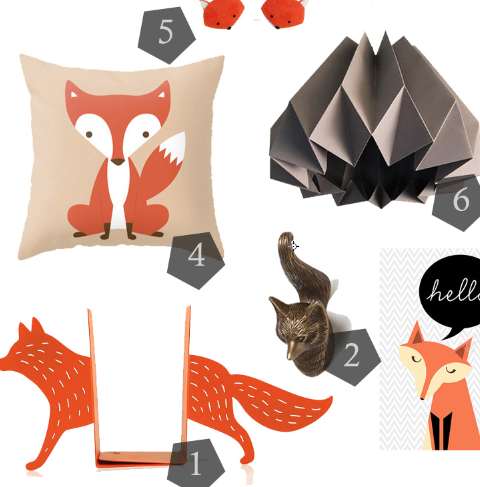 What Does The Fox Say On Trend Theme