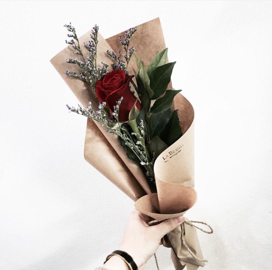 Enamorados Toko Bunga Bunga Kering Rangkaian Bunga