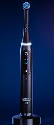 Concorso Oral-B vinci spazzolino elettrico Oral-B iO!