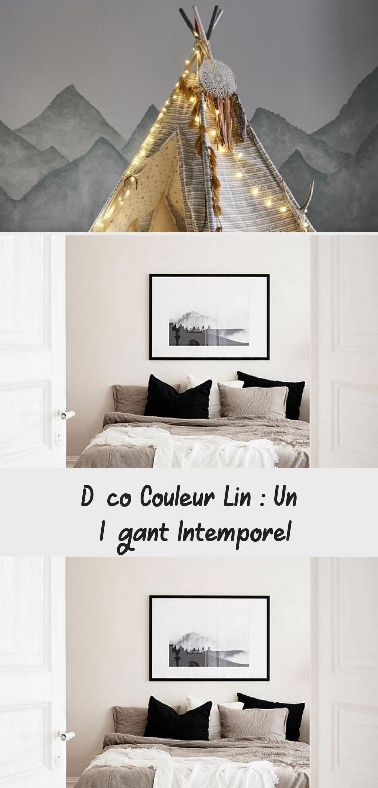 Deco Couleur Lin Un Elegant Intemporel Deco Baby