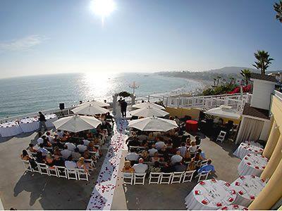 Cliffs At Laguna Village Beach Weddings 92651