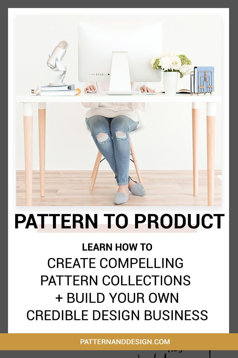 Steal my 5 Simple Steps to Master Surface Pattern Designs #surfacepatterndesign