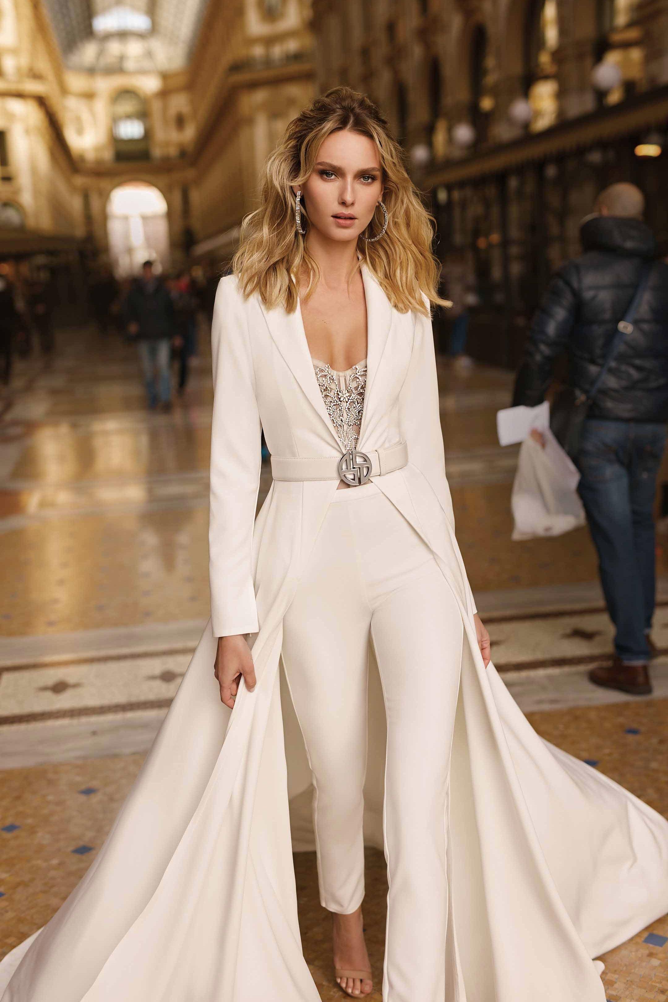Berta Style 20-24 | Women suits wedding, Wedding dress