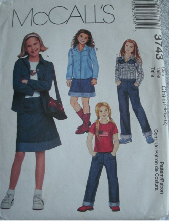 Girls Shirts Top Pants And Skirt Top For Stretch Knits Only