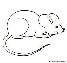 Resultado de imagen para imagenes de ratones para colorear