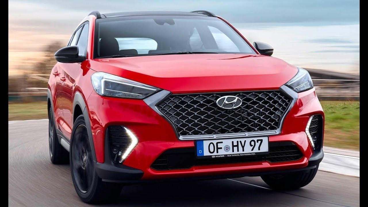 New Hyundai Tucson 2020 Youtube Review And Release Date Di 2020