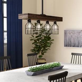 Trent Austin Design Fredela 3 Light Kitchen Island Pendant Wayfair Kitchen Island Pendants Kitchen Lighting Decor