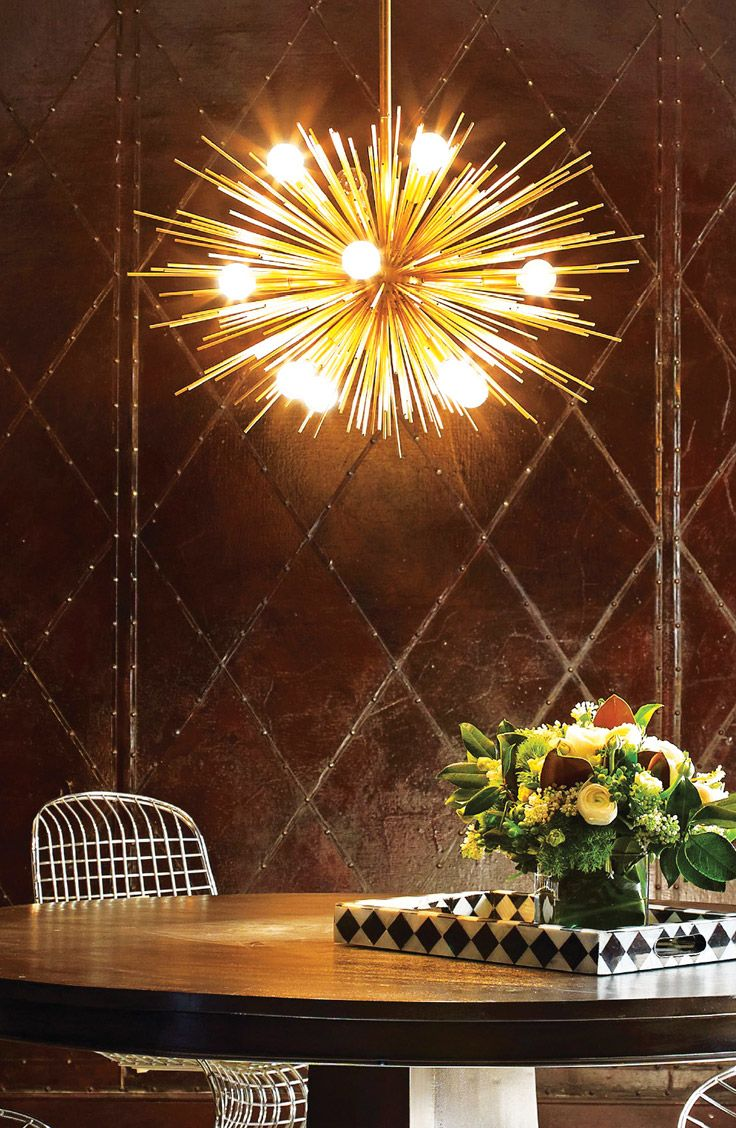 Zanadoo chandelier by arteriors spotted lights we love zanadoo chandelier by arteriors aloadofball Choice Image