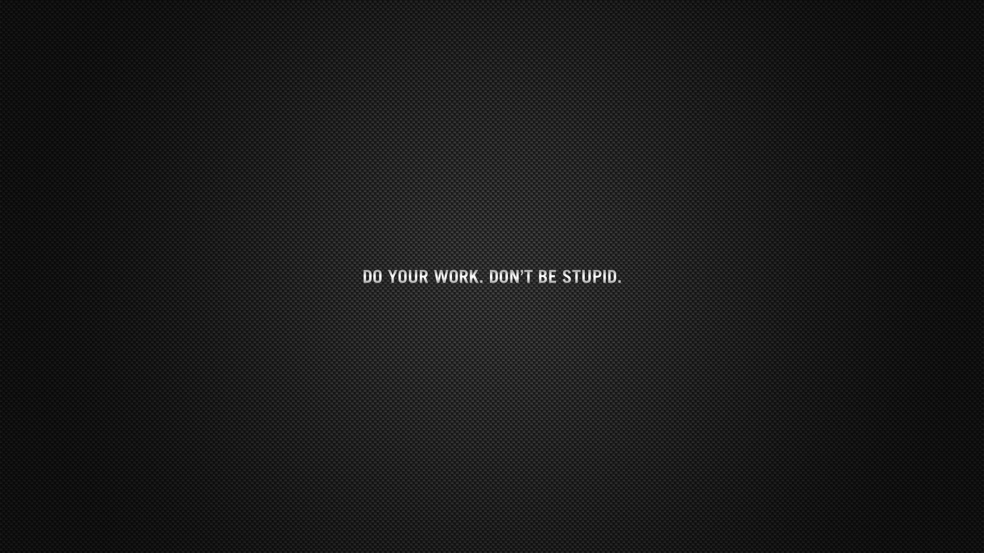 work black minimalistic text quotes deviantart 1920x1080 wallpaper