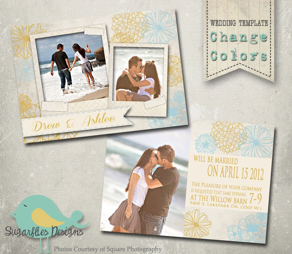 Save The Date Wedding Announcement Templates Wedding Announcement - Wedding announcement template