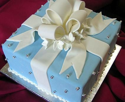 Gift box cakes designs tips ideas recipes to try pinterest gift box cakes designs tips ideas negle Image collections