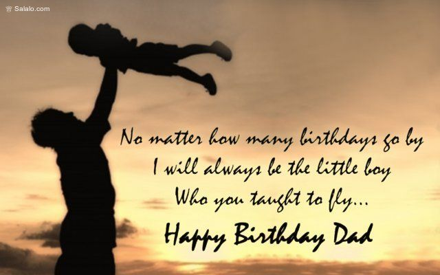 Happy Birthday Wishes Daddy ~ Messages greetings sayings quotes for dad u dad birthday