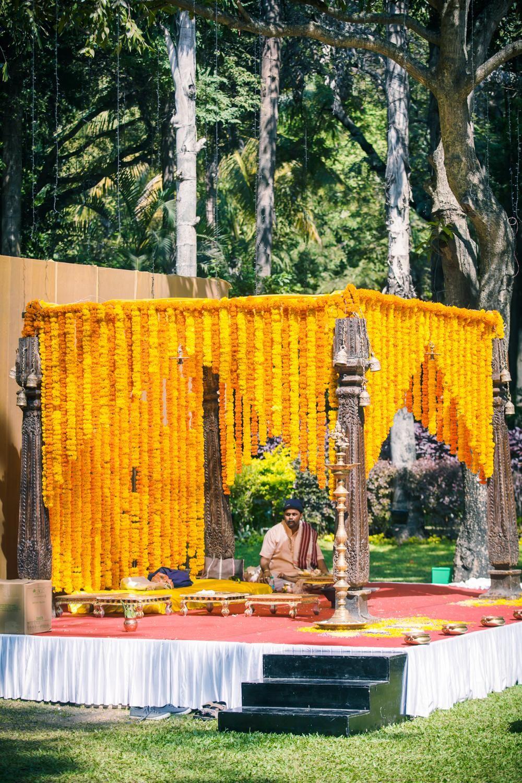 Wedding mandap decoration ideas  So you want to have a rustic Indian wedding  decor ideas