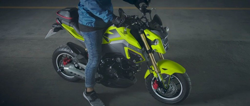 2016 Honda Msx125 Review Specs 2017 Grom Changes Coming To The Usa