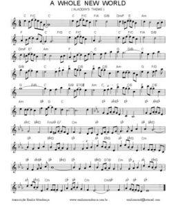 new violin music