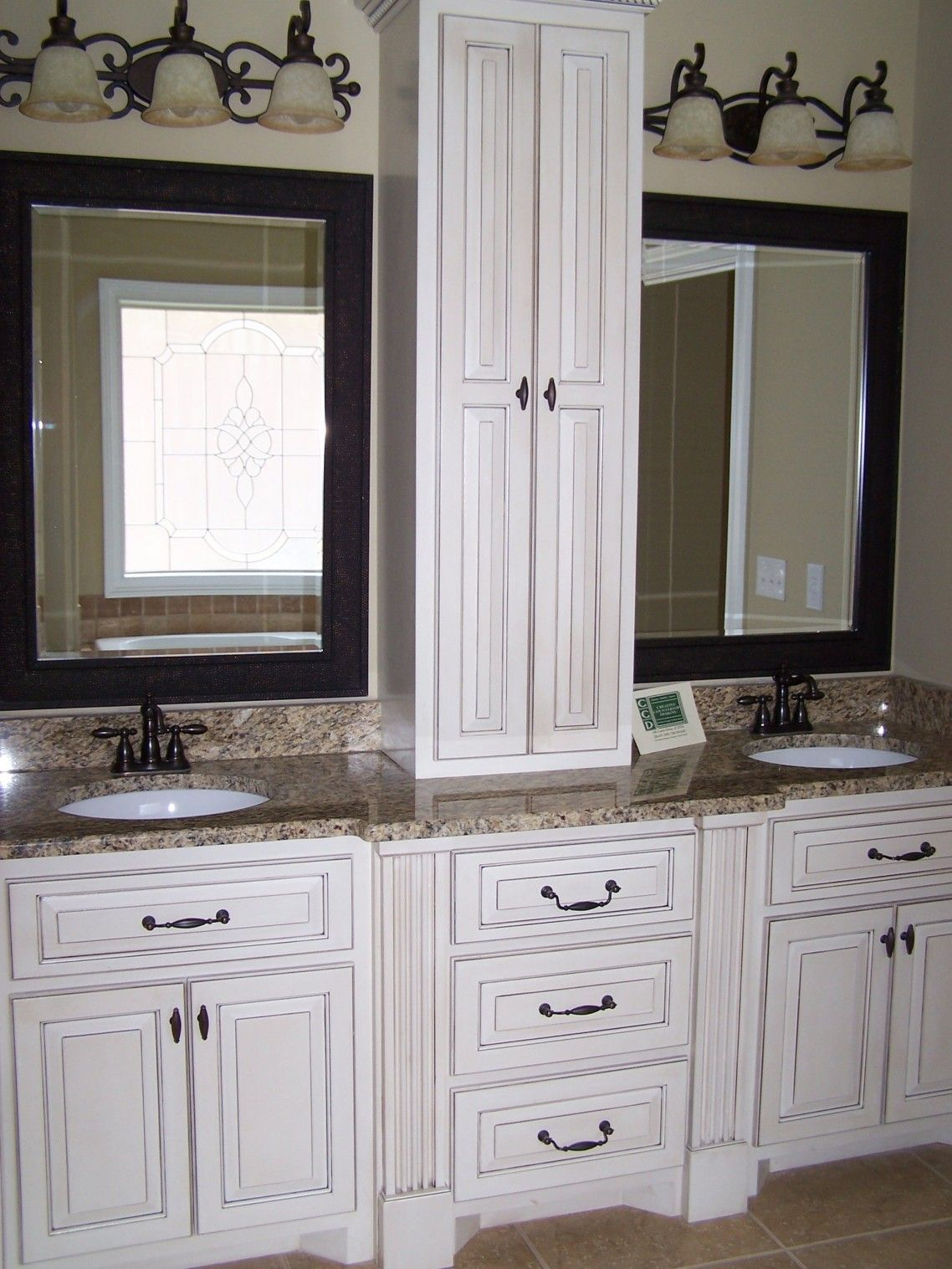 furniture-interior-bathroom-white-kitchen-cabinets-custom-bathroom ...