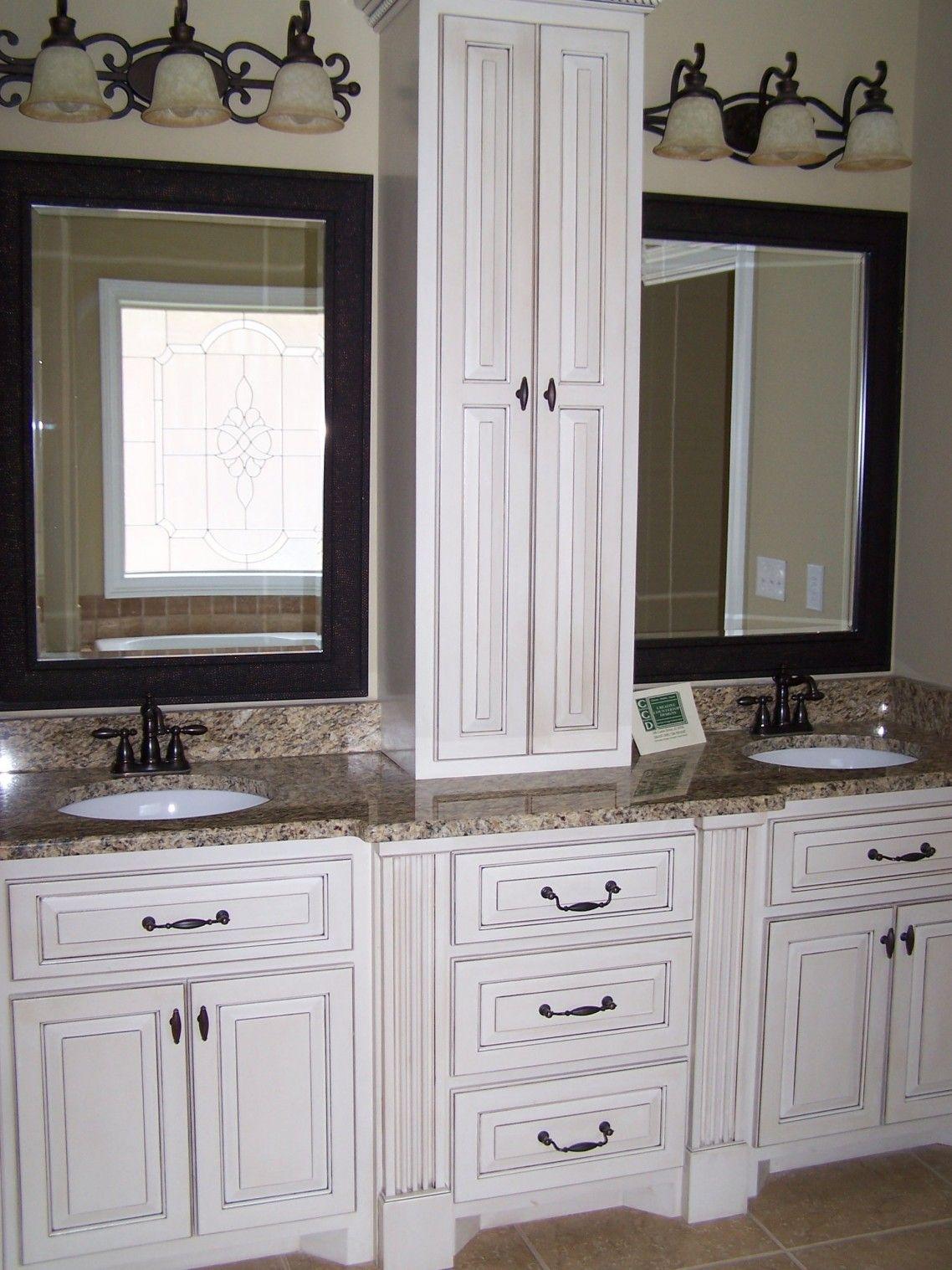 furniture-interior-bathroom-white-kitchen-cabinets-custom-bathroom ...