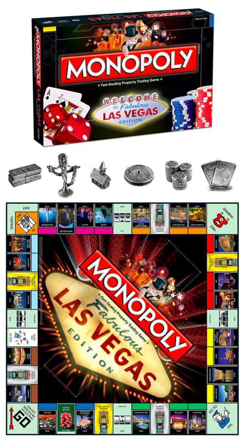MONOPOLY®: Las Vegas Edition | Free Parking | Monopoly