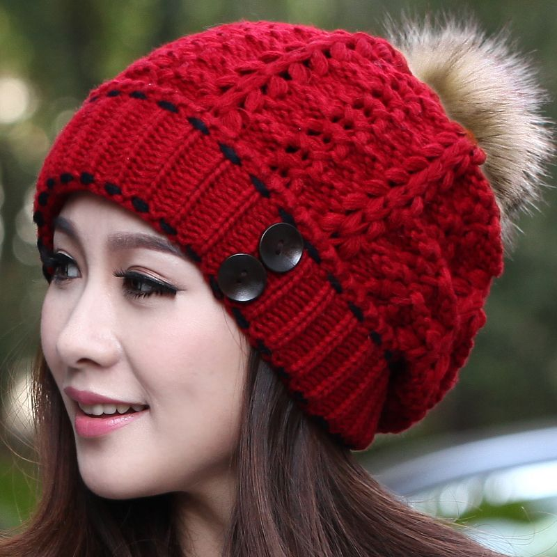 8b12ce169 Hand Knit Hat  Girls   boys both are very much curious about new ...