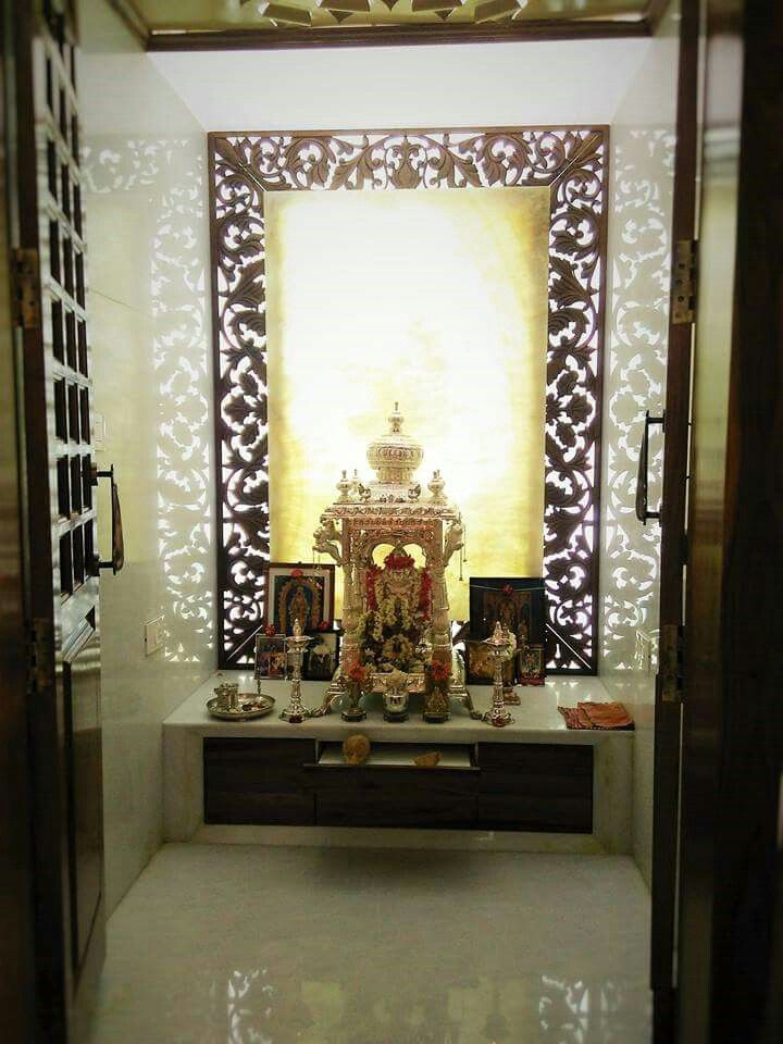 Pooja Room Door Design Photos Pictures: Pooja Room Door Design, Pooja Room Design