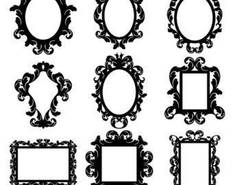 17 Best images about frames on Pinterest | Vintage labels, Labels ...