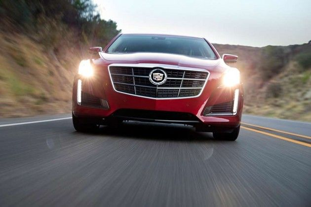 Cadillac Finally Makes German Luxury Prices Stick