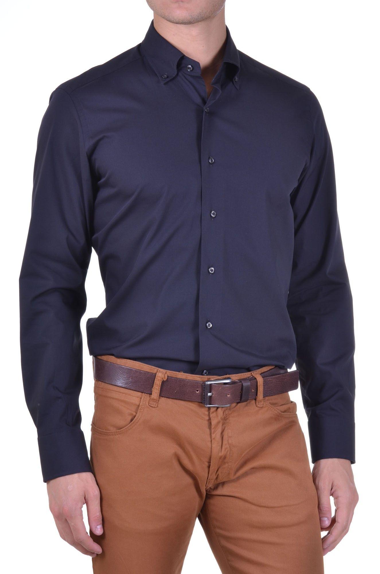 e1fcd15781b Men s Shirt Agho - plain - black