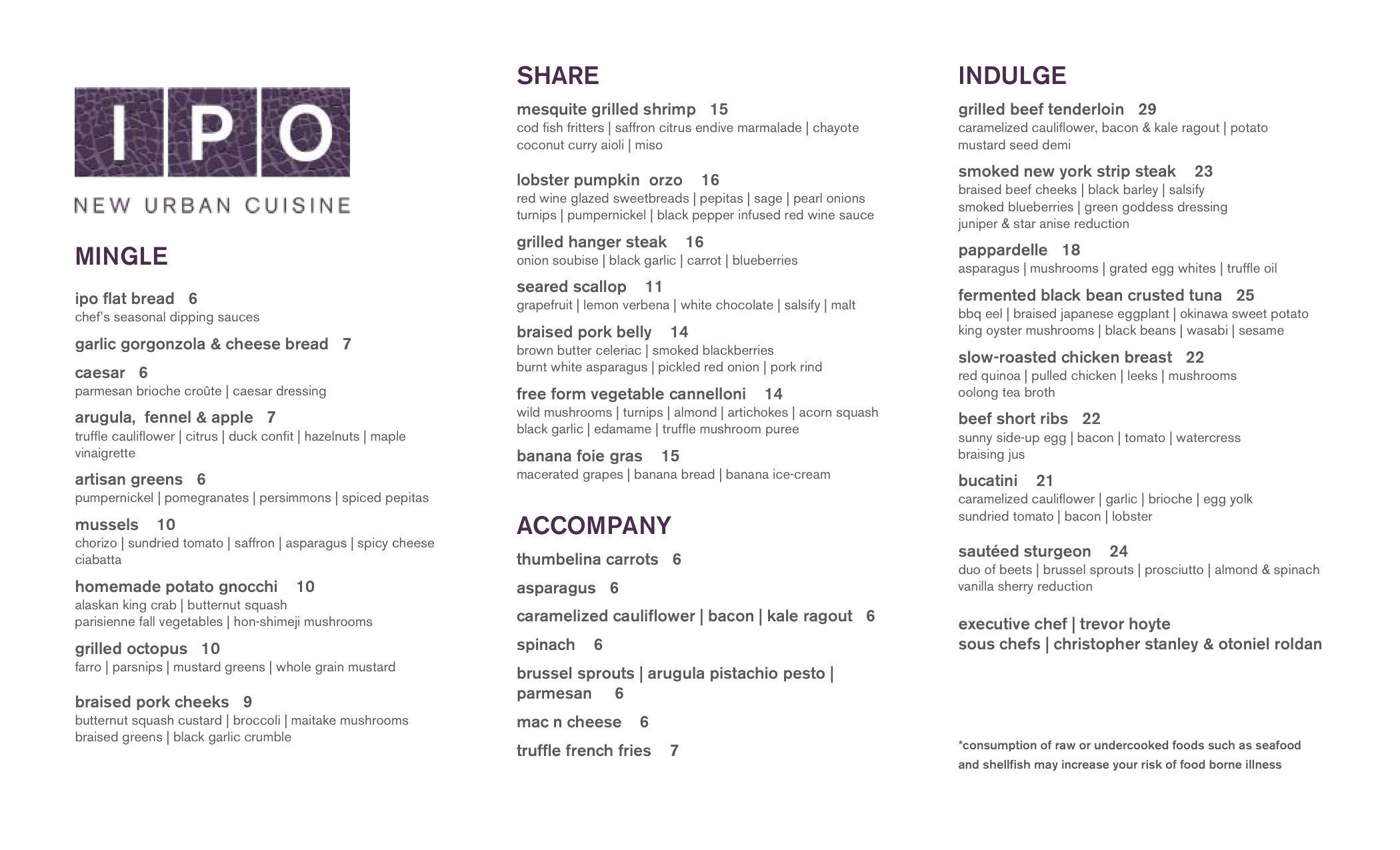 menu layout. Three column horizontal is obviously where I tend to ...