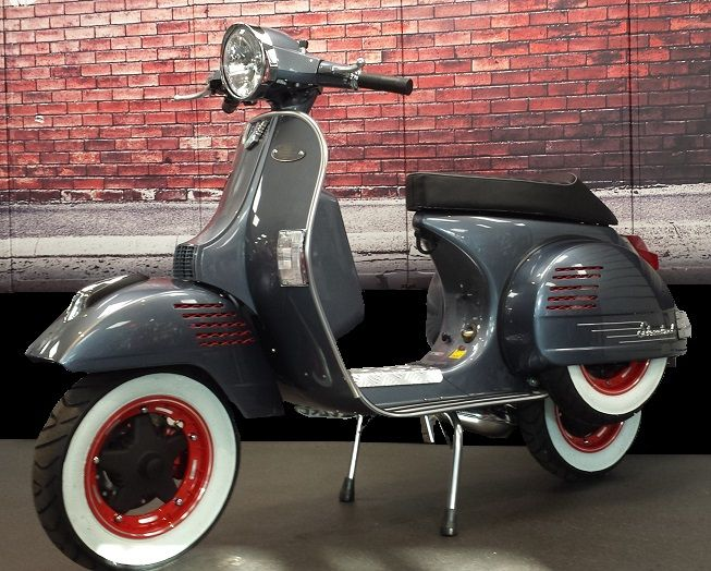 vespa px 125 streetrod edition no5 vespa px pinterest vespa vespa px and vespa px 125. Black Bedroom Furniture Sets. Home Design Ideas