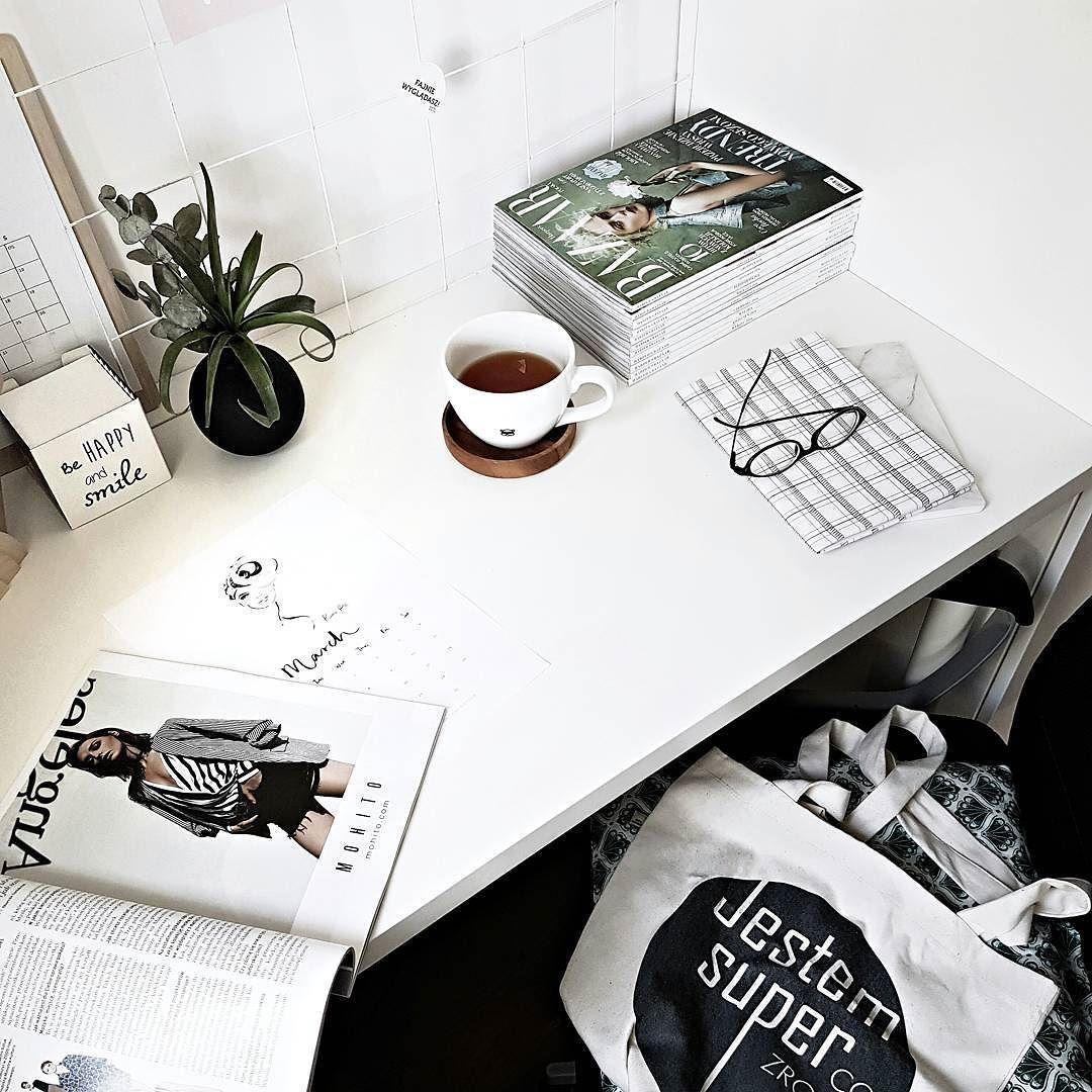 Instagram, Lifestyle,Minimal, Workspace, On The Bed, Interior ...