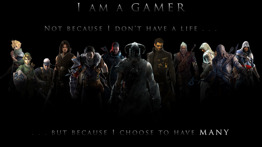 Pin By Chaoticshifter On Quotations Gamer Quotes Video