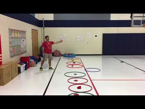TeachPhysEd - Flip The Hoop - YouTube This activity can be