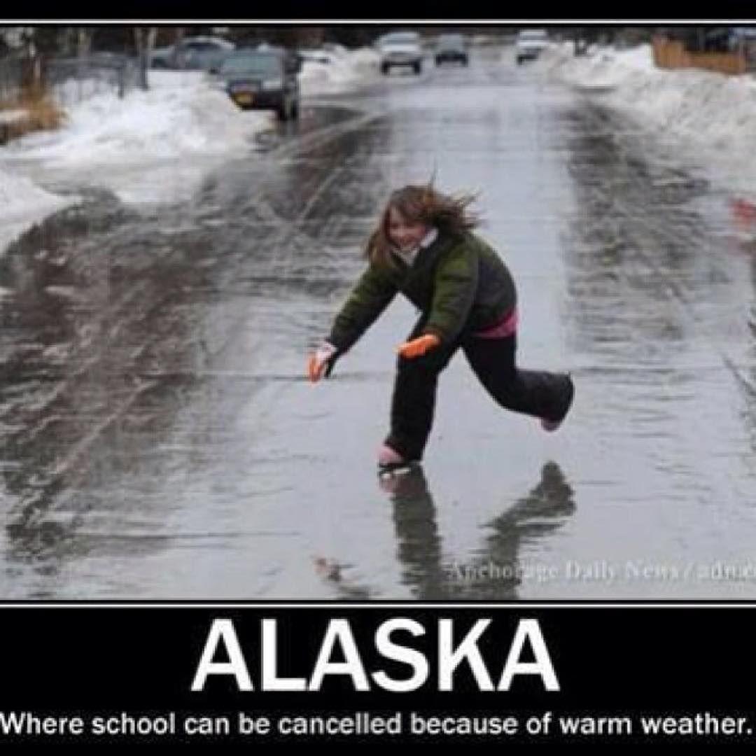 Currently 40 And Raining Alaska Thealaskalife Alaskan Adventure Explore Bananabelt Warm Winter Wet Ala Alaska Winter Alaska Anchorage Alaska