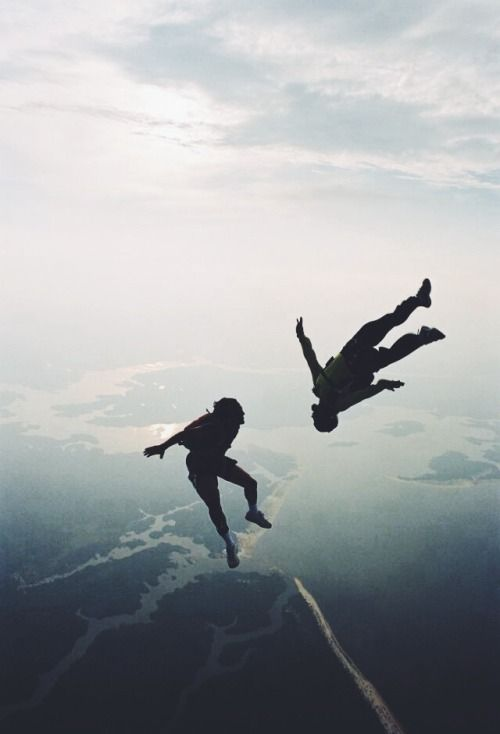 Type Of Lifestyle Travel Skydiving Photo