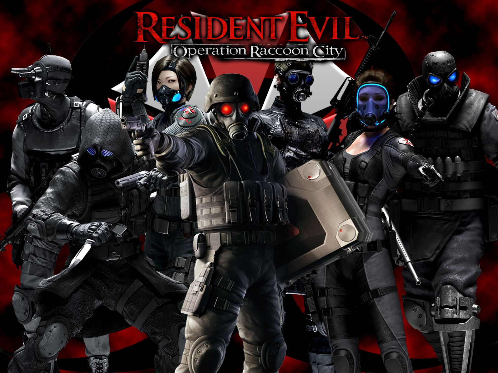 Resident Evil Operation City Resident Evil Operation Raccoon