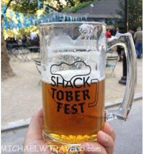 Shake Shack's 9th Annual Shacktoberfest: Oct 3-12