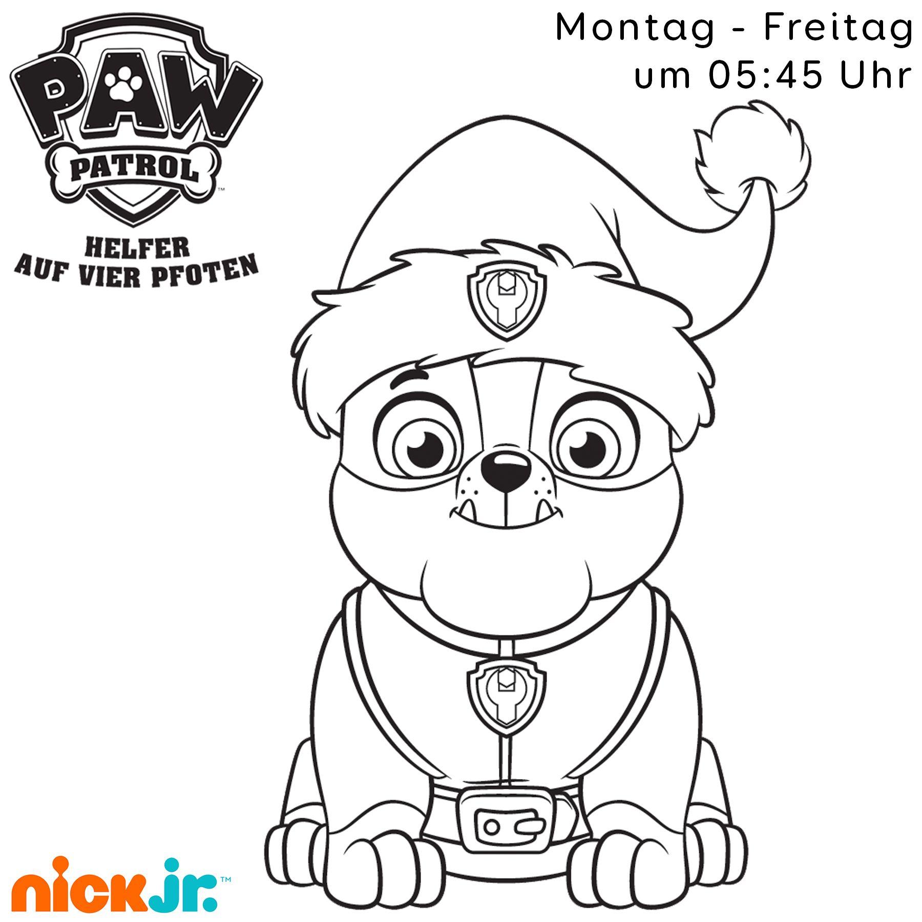 paw patrol gewinnspiel  nickch with images  paw