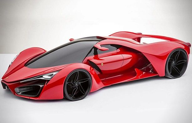 Ferrari Supercar Concept Cars News Yummy