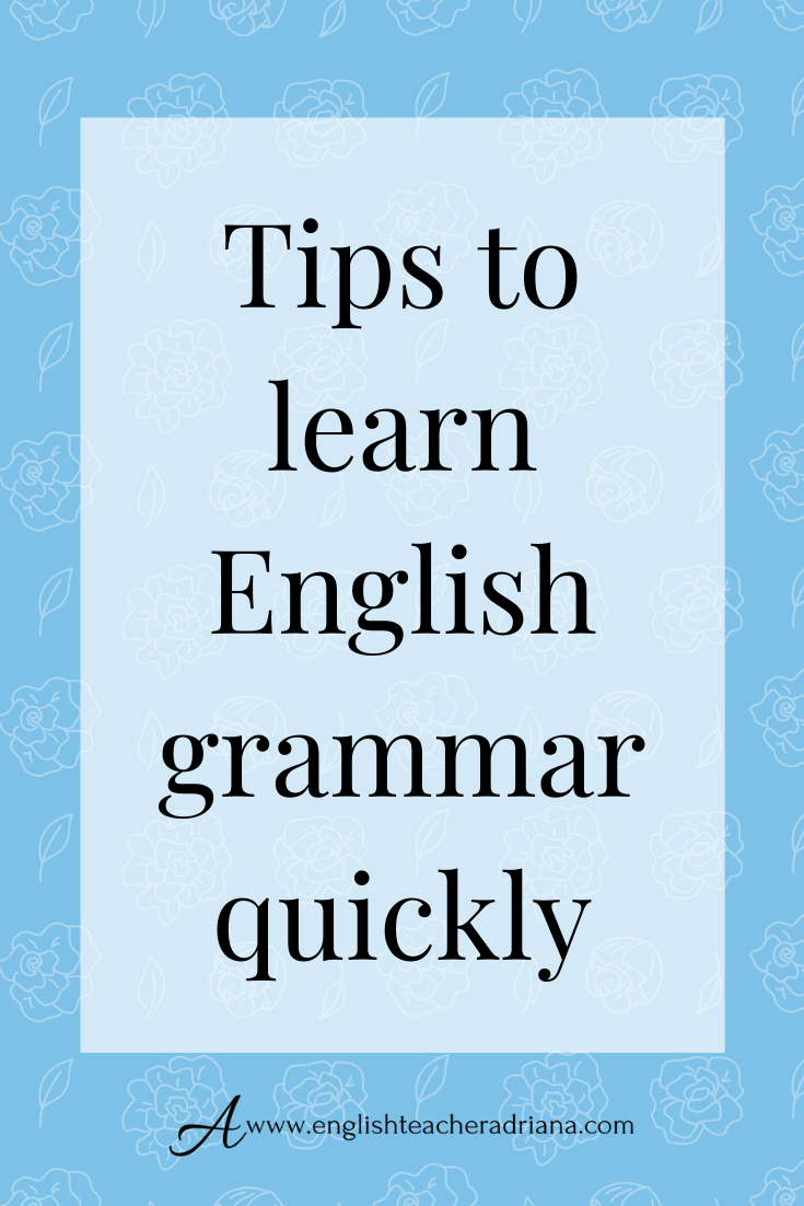 Learn English faster using these daily tips. Click the