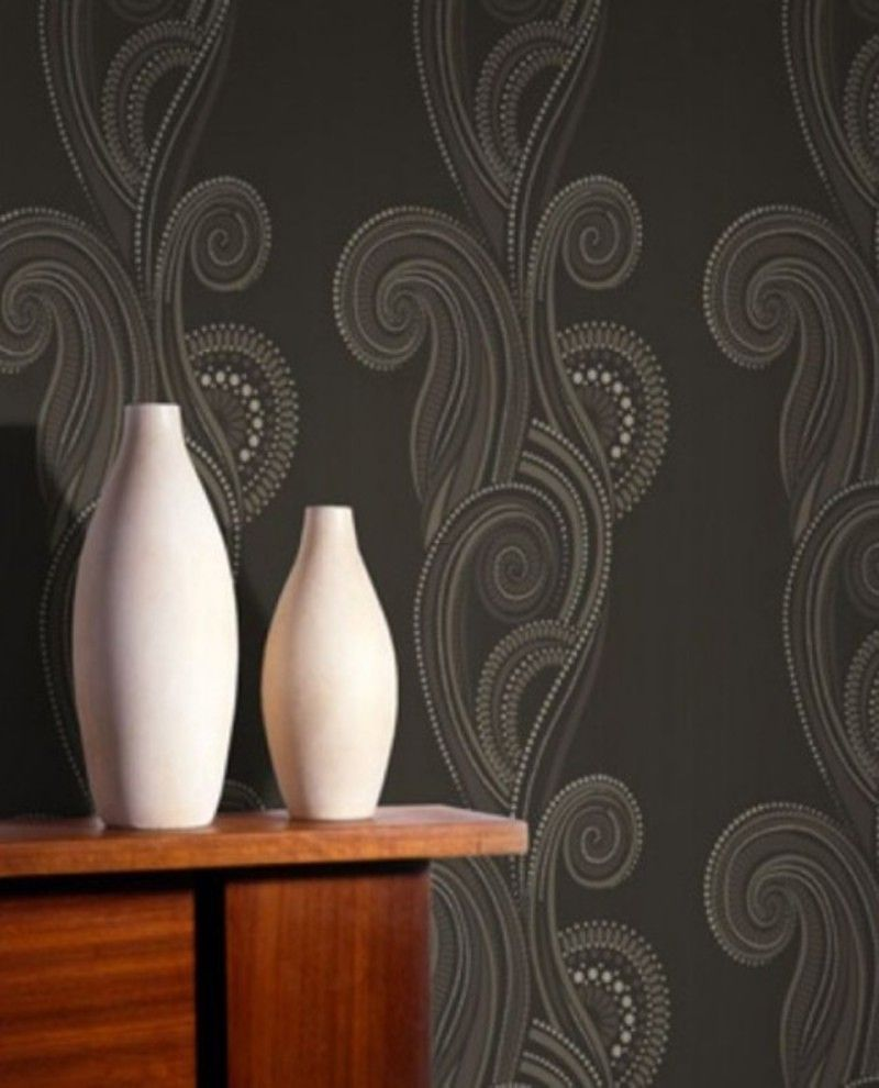 Wallpaper Wall Designs Home Design Ideas Part 92