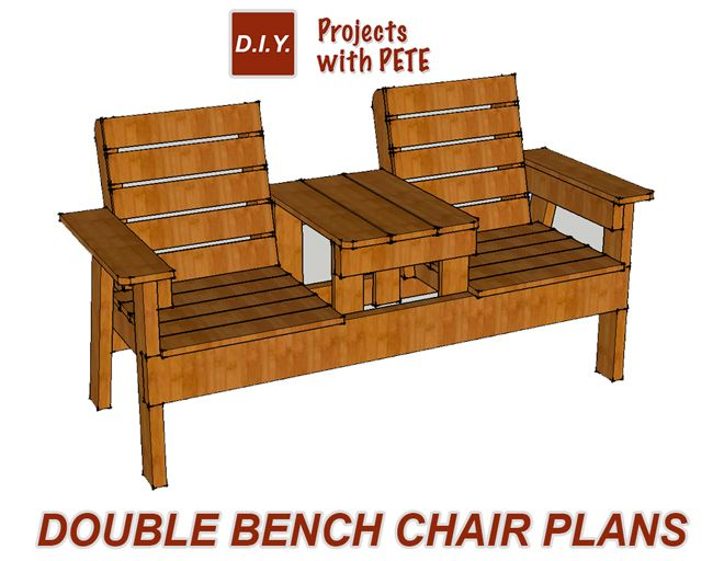 Step by step instructions free patio chair plans and a 15 minute – Patio Chair Plans Free
