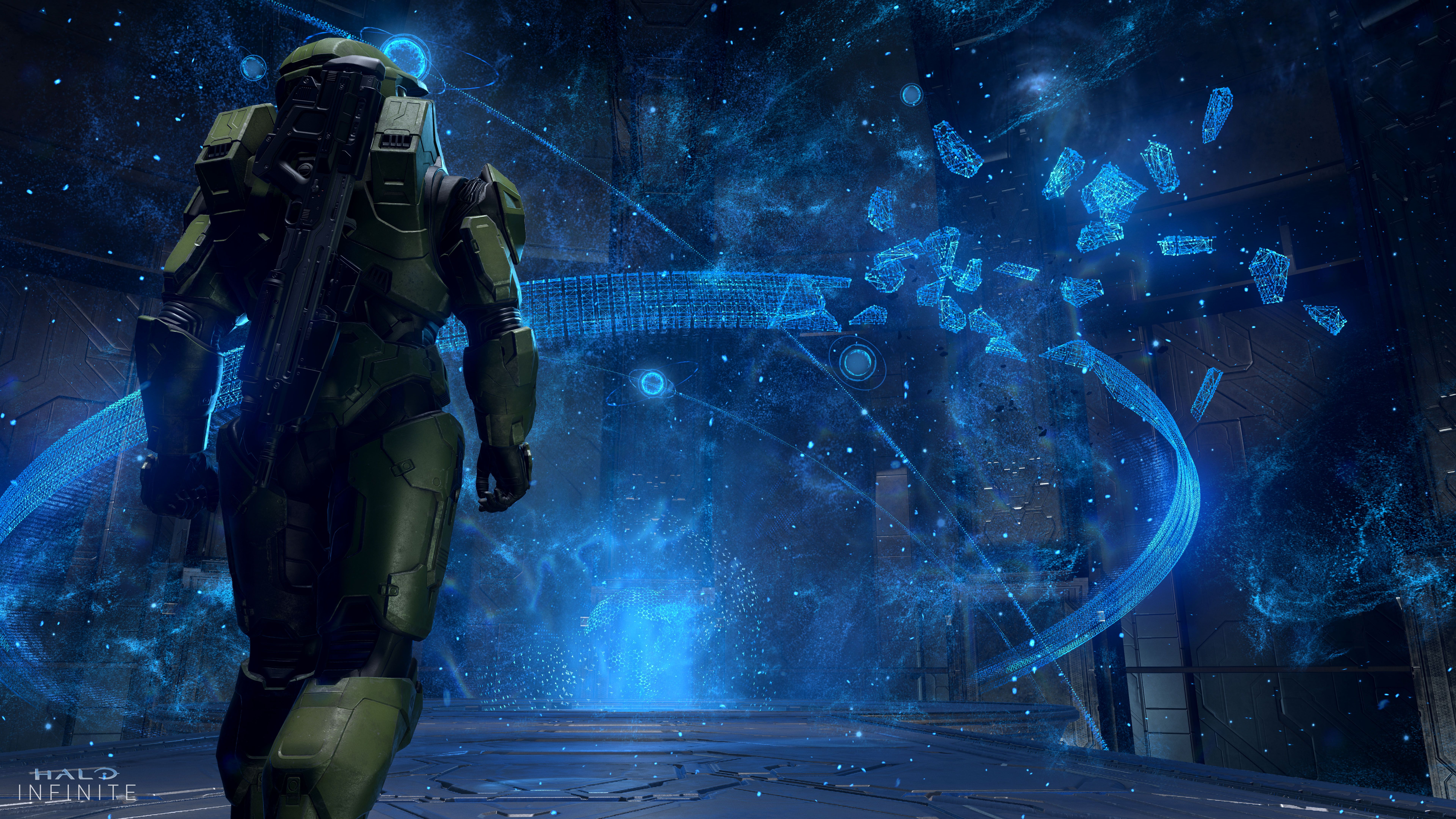 Wallpapers Darkness Pc Game Space Master Chief Adventure Game