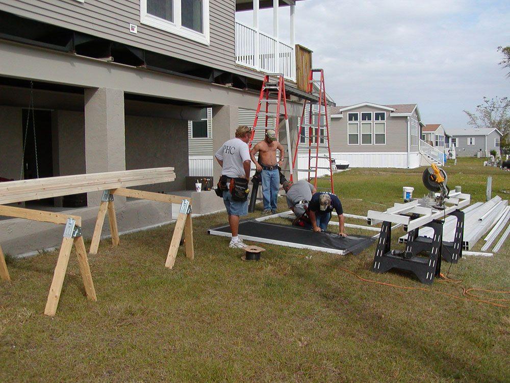 Custom Manufactured Stilt Homes Modular Stilt Homes Ocala Custom Homes Custom Homes Florida Home Modular