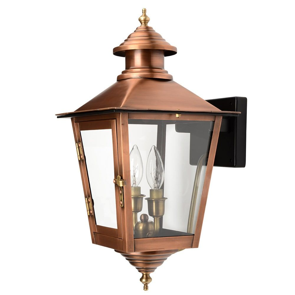 Acclaim lighting jamestown collection wall mount outdoor copper acclaim lighting jamestown collection wall mount outdoor copper patina light fixture 24 inch copper arubaitofo Image collections