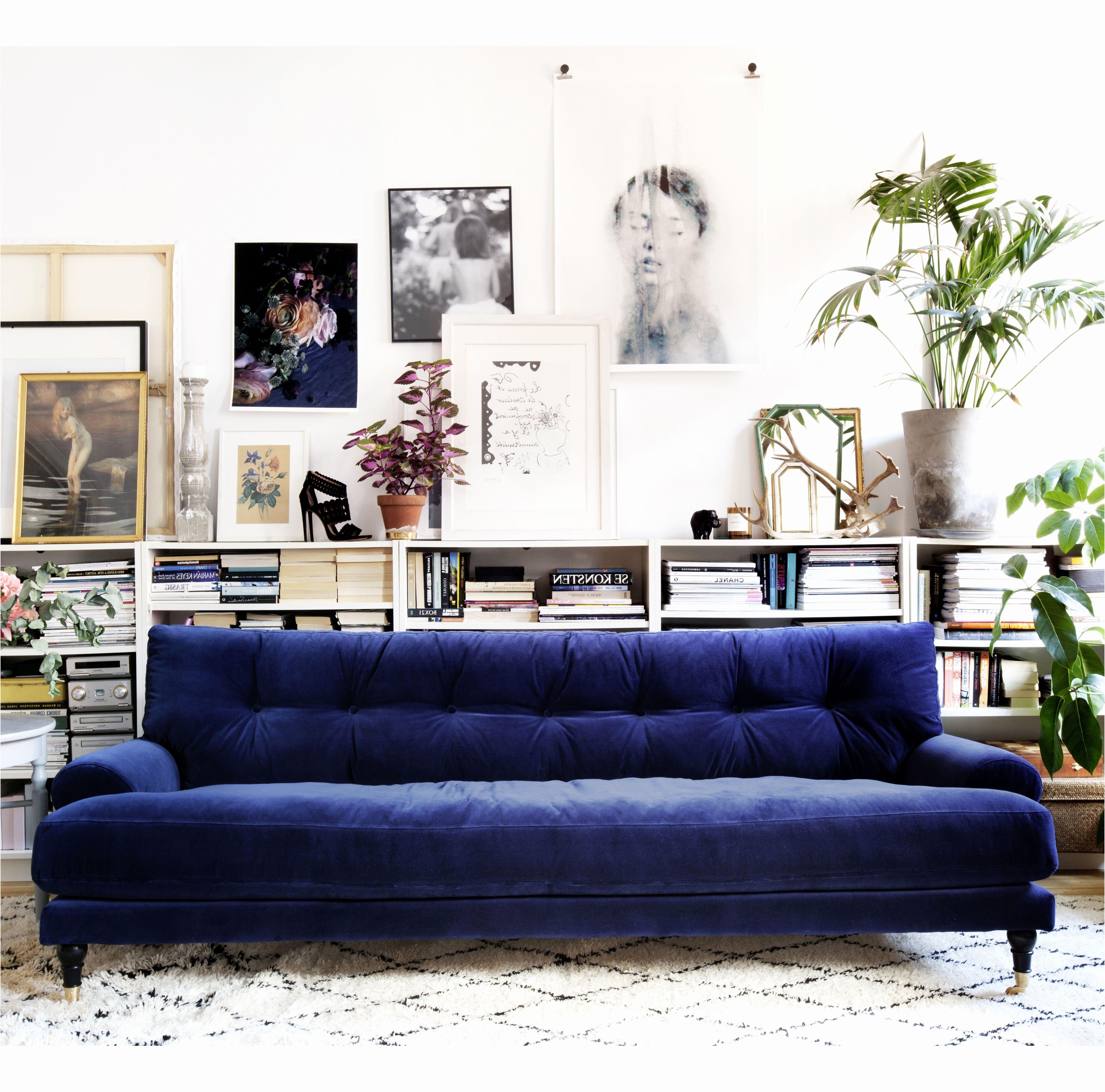 Good Deep Velvet Sofa Art Beautiful Best Of Blue Elegant Furnitures