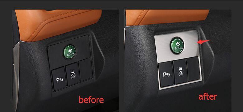 Genuine Leather Car Key Cover Wallet Case for Honda Vezel 2014 2015 accessories