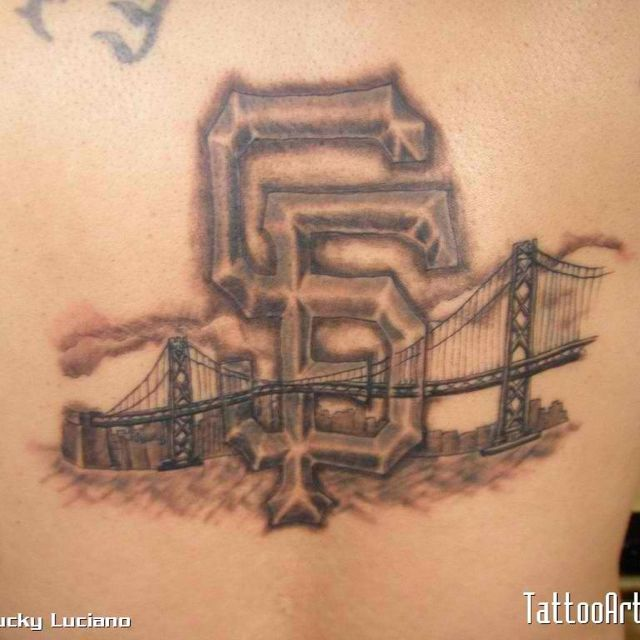 tattoo sf giants sports best team ever pinterest tattoo and tatoos. Black Bedroom Furniture Sets. Home Design Ideas