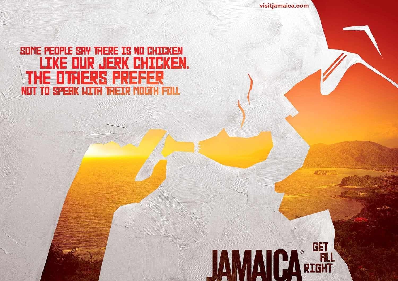 Jamaica Tourist Board: Jerk chicken