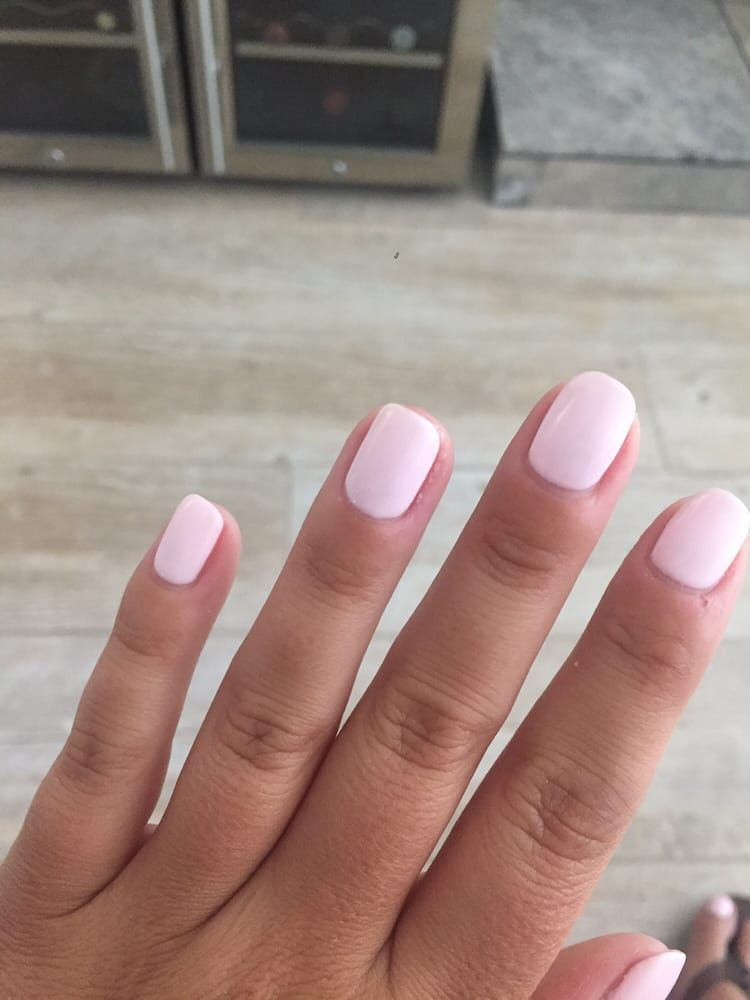 Dnd 550 Coral Castle Work Appropriate Nails Chic Nails Dipped Nails
